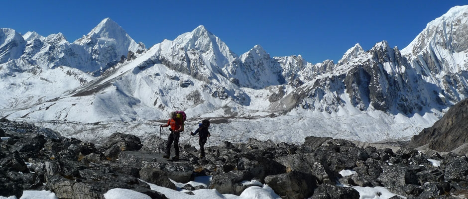 The 'Himalayan Expedition Logistical Support' treks