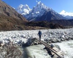 Kanchenjunga North and South Base Camps