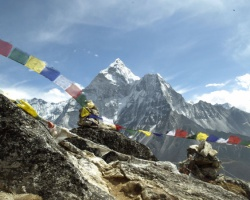 Everest Base Camp and the Honku Valley